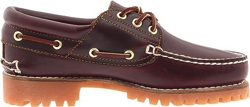 Burgundy Smooth Leather