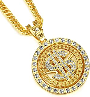 dollar designs for gold chain