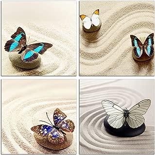 Best butterfly stone art Reviews