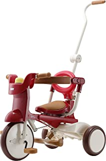 M&M's Tricycle iimo tricycle 02 Comfort 1040 (Eternity Red)