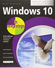 Windows 10 in easy steps - Special Edition: Covers the Creators Update