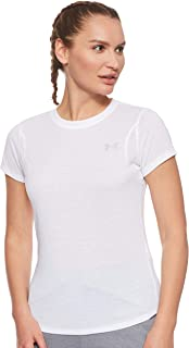 Under Armour Women's UA Streaker 2.0 Short Sleeve T-Shirt