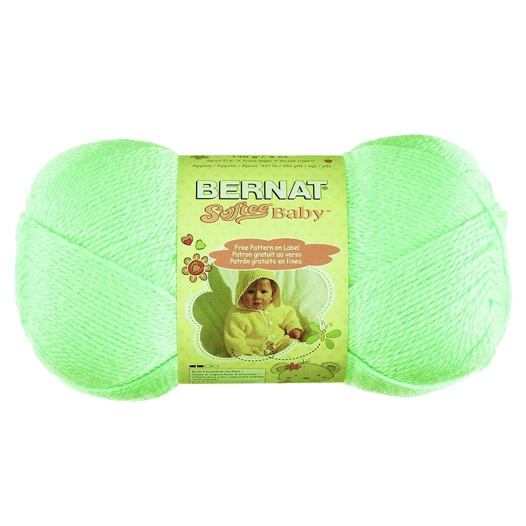 Spinrite Bernat Softee Baby Yarn: Solids, Mint