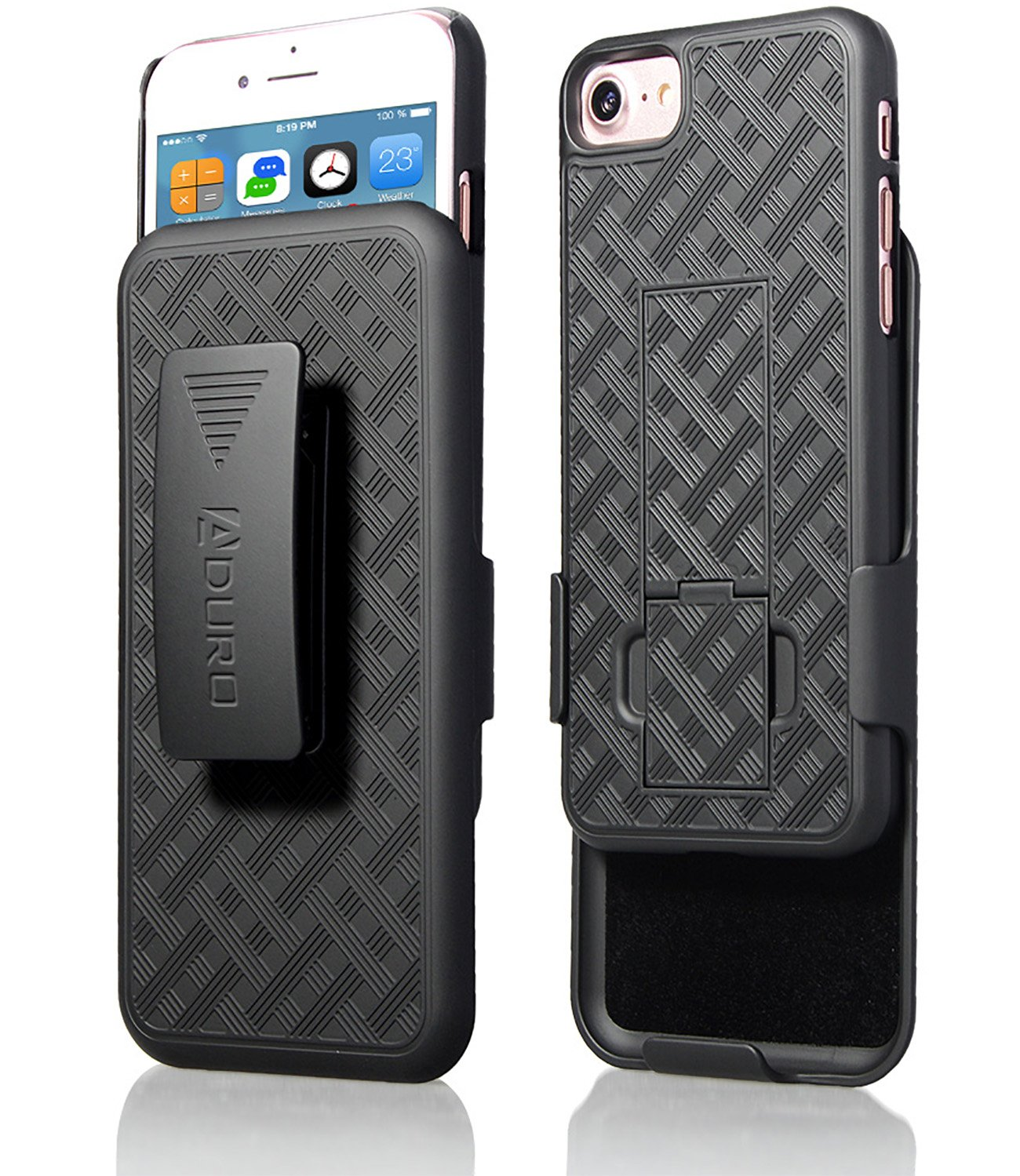iPhone Holster Aduro Combo Built