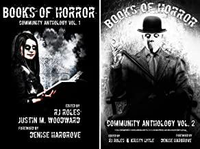 Books of Horror Community Anthology (2 Book Series)