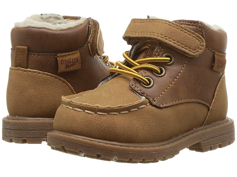 OshKosh Haslett (Toddler/Little Kid) (Chestnut) Boy