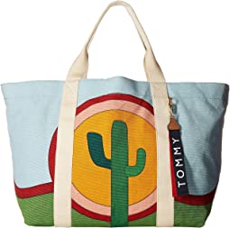 Tommy Hilfiger - Cactus Tote Canvas