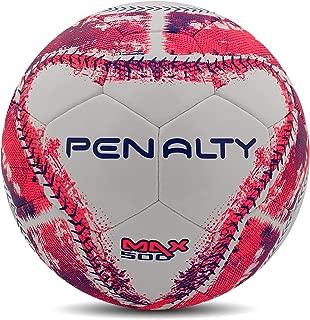 Bola Futsal Max 500 c/c IX Penalty 64 cm Branco