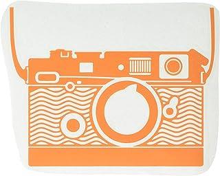ملصق من الفينيل بصورة كاميرا ماك بوك 15 بوصة ماك بوك برو (2015 & أولدر) - لون برتقالي