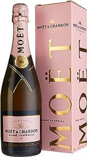 Moët & Chandon Impérial Rosé in Geschenkverpackung 1 x 0.75 l