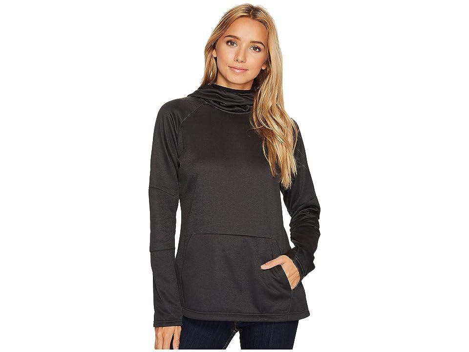 Image of 686 Glacier Storm Tech Fleece (Charcoal) Women's Clothing