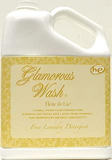 Fleur De Lis Glamorous Wash 128 oz (Gallon) Fine Laundry Detergent by Tyler Candles