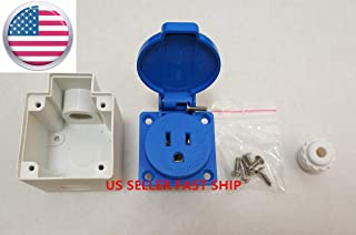 US SELLER 6 Pin plug Foot Pedal,wire feeder control TIG Module INVERTEC 400TPX