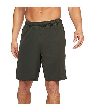Nike Dry Shorts Epic 2.0 (Sequoia/Black) Men