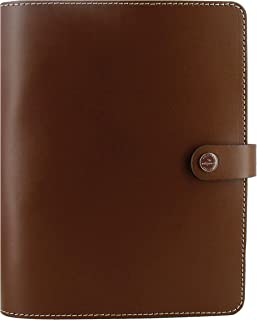 $80 » Filofax 2021 The Original Retro Brown - A5, 6 Rings, Includes Week On 2 Pages Calendar Diary, Multilingual (C022442-21), 5...