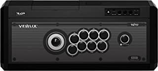 HORI Real Arcade Pro 4 Premium VLX KURO Fighting Stick for PlayStation 4/3 Licensed by SCEA and Taito