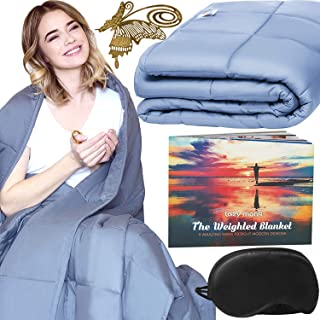 """Lazy Monk Weighted Blanket Adult Blankets 