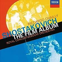 Shostakovich: The Film Album - Excerpts from Hamlet / The Counterplan etc.