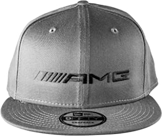Benz AMG Snapback Flatbill Limited Edition Gray