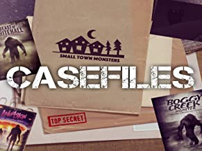 Small Town Monsters: CaseFiles