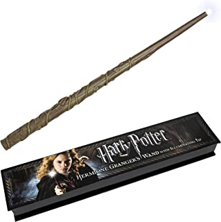 The Noble Collection Hermione Granger's Illuminating Wand