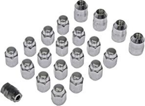 Dorman 711-241 Pack of 16 Wheel Nuts with 4 Lock Nuts and Key