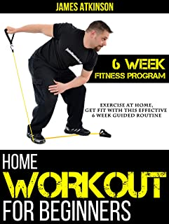 Home Workout For Beginners: Exercise At Home, Get Fit With