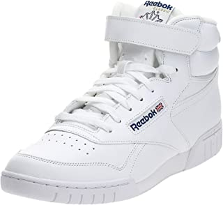 Reebok EX-O-FIT HI INT, Men's Athletic & Outdoor Shoes, White