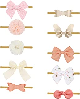 bow holders for baby girl