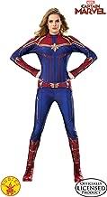 captain marvel female costume