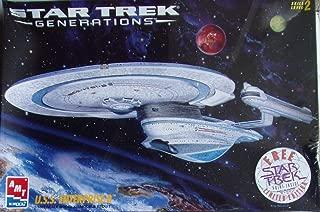 Amt STAR TREK GENERATIONS ENTERPRISE B 1/1000 Model Kit
