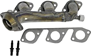Dorman 674-536 Passenger Side Exhaust Manifold for Select Ford Models, Black