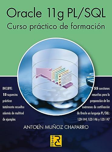 Books By Antolin Munoz Chaparro_oracle 12c Pl Sql Curso Practico ...
