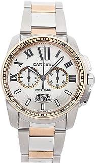 Cartier Calibre de Cartier Mechanical (Automatic) Silver Dial Mens Watch W7100043 (Certified Pre