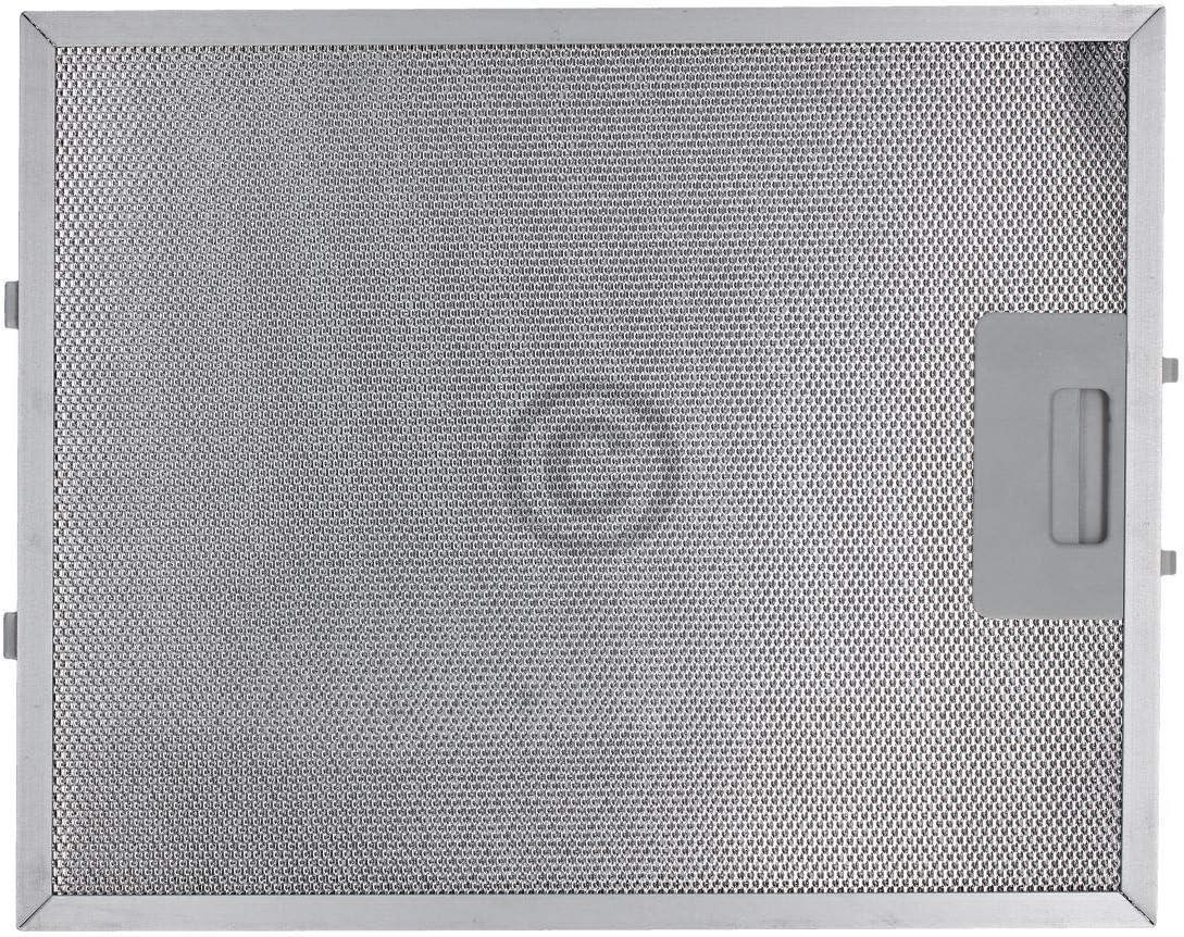 DL-pro Filtro de grasa metálico para campana extractora Bosch Siemens 00353110 353110