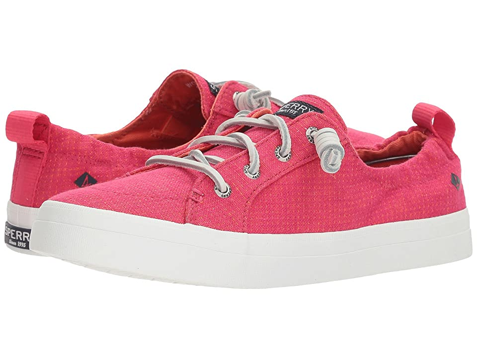 Sperry Crest EBB Two-Tone (Pink) Women