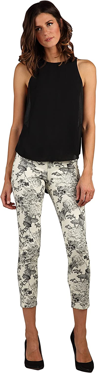 Standards Practices Womens Limited price Stretch Twill Floral Finally resale start Print Cr Capri