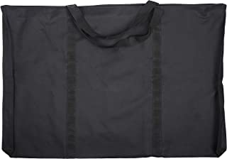 Jjring Dacron Light Weight Art Portfolio Bag, 23 Inches by 31 Inches, Black