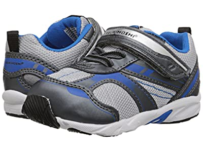 Tsukihoshi Kids Sport (Toddler) (Graphite/Royal) Boys Shoes