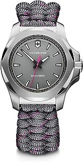 Victorinox - I.N.O.X. V Reloj Digital de Cuarzo para Mujer con Correa de Tela – 241771