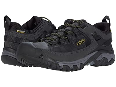KEEN Targhee III Waterproof (Black/Olive Drab) Men