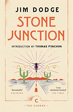 Stone Junction: An Alchemical Pot-Boiler (Canons) (English Edition)
