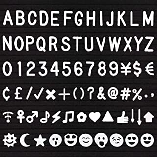 Best 2 inch letter board letters Reviews