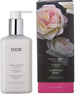 ODE natural beauty - Bohemian Rose Hand and Body Lotion