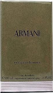 Pour Homme by Giorgio Armani for Men Eau de Toilette 100ml