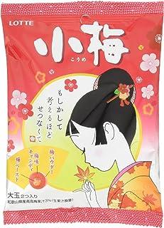 Lotte Koume Plum Candy, Plum, 68 g