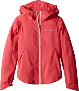 Columbia Kids Splash Flash™ II Hooded Softshell Jacket (Little Kids/Big Kids)
