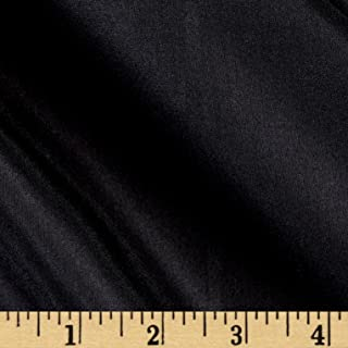 Preview Textile Group 100% China Silk Lining Fabric by The Yard, Black