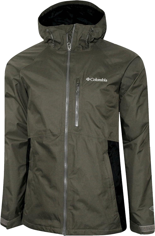 Columbia Winter Park Pass II Men's OmniHeat Hooded Jacket (Small)