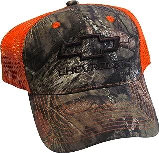 orange chevy hat